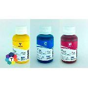3 Frascos De 100 Ml - Tinta Pigmentada Inktec Epson - E0007