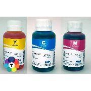 3 Frascos De 100 Ml - Tinta Corante Inktec Epson - Eu1000