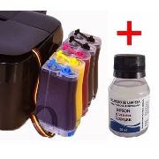 Bulk Ink Para Epson T1110 E T33 Tinta Sublimatica Inktec + Brinde