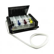 40 Reservatórios P/ Bulk Ink - Tipo Luxo - Caixa Preta