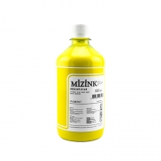 500 ml De Tinta Pigmentada Mizink Compatível 940 E 951 - Yellow