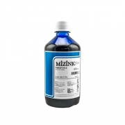 500 Ml - Tinta Sublimática Mizink - Cyan - TIM02P