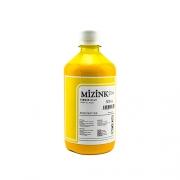 500 Ml - Tinta Sublimática Mizink - Yellow - TIM02P