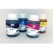 4 Frascos De 250 Ml - Tinta Corante Inktec Hp H0005 / H0006