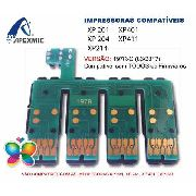 Chip Bulk Epson Xp201, Xp204, Xp214, Xp401, Xp411 Ilimitado