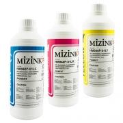 3 Litros de Tinta Mizink Pigmentada Compatível Com Hp 940 E 951