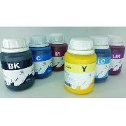 6 Frascos De 250 Ml - Tinta Pigmentada Inktec Epson - E0007