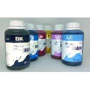 6 Frascos De 500 Ml De Kit Tinta Sublimática Inktec Original