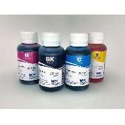 4 Frascos De 100 Ml - Tinta Corante Inktec Epson - Eu1000