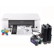 Bulk Ink Epson K101 K301 Mono + Kit Limpeza+ Tinta Inktec