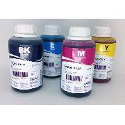 5 Frascos De 500 Ml - Tinta Corante Inktec Hp H0005 / H0006
