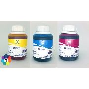 3 Frascos De 250 Ml - Tinta Corante Inktec Hp H0005 / H0006