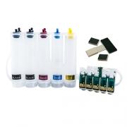 Bulk Ink Compatível com Epson C110  - Sem Tinta