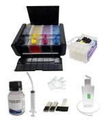 Bulk Ink P/ Epson Xp 231, Xp241 + Desbloqueio + 400 Ml Tinta