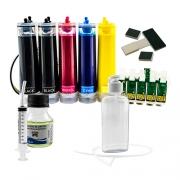 Bulk Ink Para Epson C110 Tinta Sublimatica Mizink + Brinde
