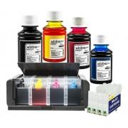 Bulk Ink Para Epson C63 C65 Cx4500 - Tipo Luxo + Tinta Extra