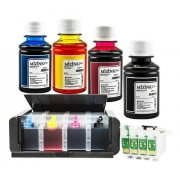 Bulk Ink Para Epson C79 C89 C92 Cx5600 Tipo Luxo + Tinta Extra