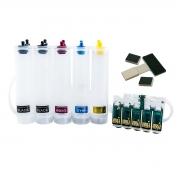 Bulk Ink Para Epson T1110 E T33 - Sem Tinta