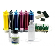 Bulk Ink Para Epson T50 T700w Tx720wd + Tinta Sublimatica Mizink