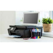 Bulk Ink Para Epson + Tinta Corante Mizink + Instalação
