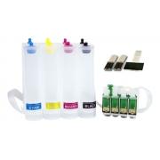 Bulk Ink Para Epson Tx200 Tx210 Tx220 Tx300 Tx400f Sem Tinta