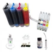 Bulk Ink Para Epson Tx620 Tx560 T42w + Kit Limpeza+ Tinta Mizink