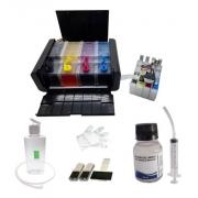 Bulk Ink Para Epson Xp214 Xp401 Xp204 Luxo + Tinta Sublimatica