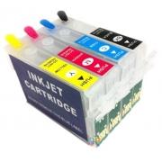 Cartucho Recarregável - Tx420 Tx235 Tx320f+ Tinta Pigmentada