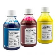 Kit - 3 frascos de 250ml - Tinta Pigmentada Mizink Epson EM35P