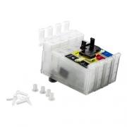 Kit Com 100 Cartuchos De Reposição Para Bulk Ink Epson