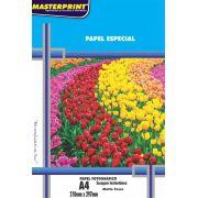 Papel Foto Matte (Fosco) 170g Master Print 500 Folhas A4
