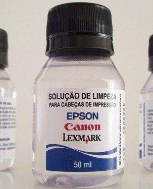 Bulk Ink Kit Limpeza Cabeça De Impressão Epson,canon,lexmark