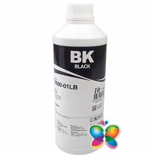 1 Litro - Tinta Pigmentada Inktec Epson - Black - E0007