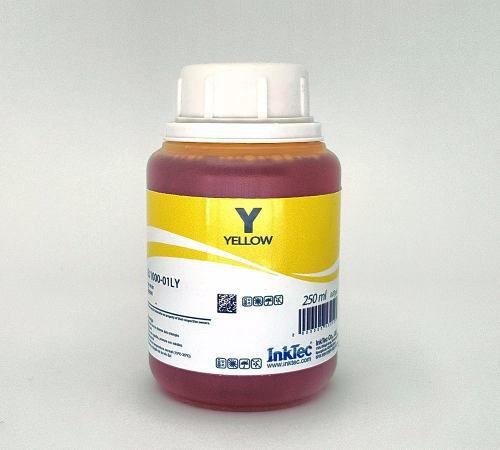 250 Ml - Tinta Corante Inktec Epson - Yellow - Eu1000