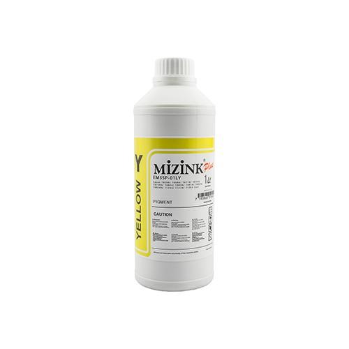 4 Litros - Tinta Pigmentada Mizink Epson EM35P - 4 cores