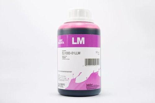 2x 500ml - Tinta Corante Inktec Epson Light Cyan E L.magenta