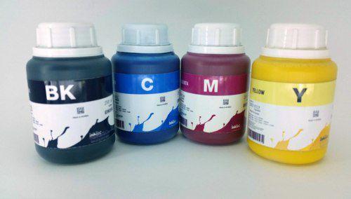 4 Frascos De 250 Ml - Tinta Pigmentada Inktec Epson - E0007