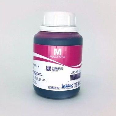 250 Ml - Tinta Sublimática Inktec Original - Magenta - Dti03
