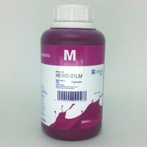 500 Ml - Tinta Pigmentada Inktec Hp Pro 8100 8600 - Magenta