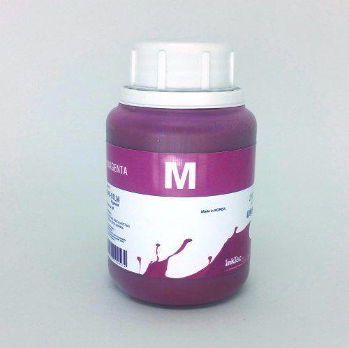 250 Ml - Tinta Pigmentada Inktec Hp Pro 8100 8600 - Magenta - Magenta