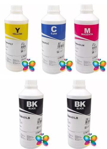5 Litros - Tinta Corante Inktec Hp H0005/h0006