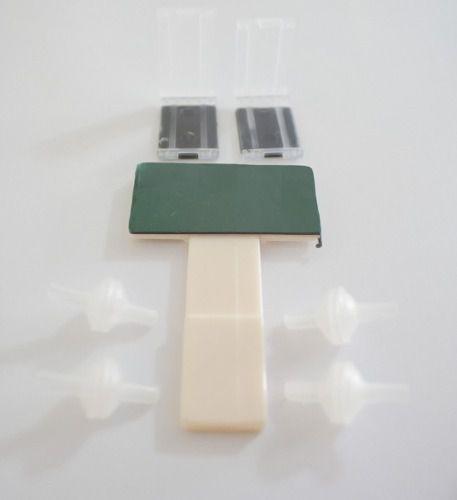 Bulk Ink Para Epson R200 R220 R300 + Kit Limpeza + Tinta Inktec