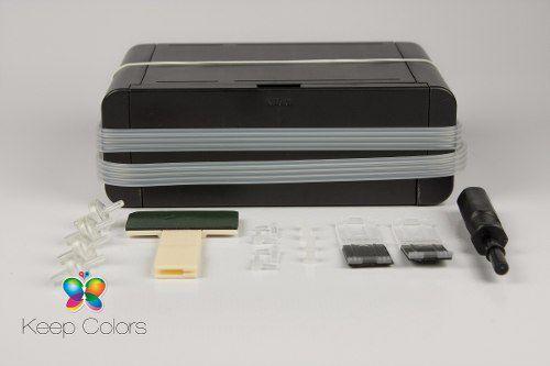 Reservatório Para Bulk Ink Tipo Luxo (caixa Preta) - 100ml