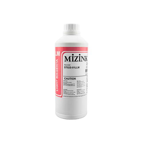 Kit Tinta Sublimática Mizink Light Cyan E Light Magenta