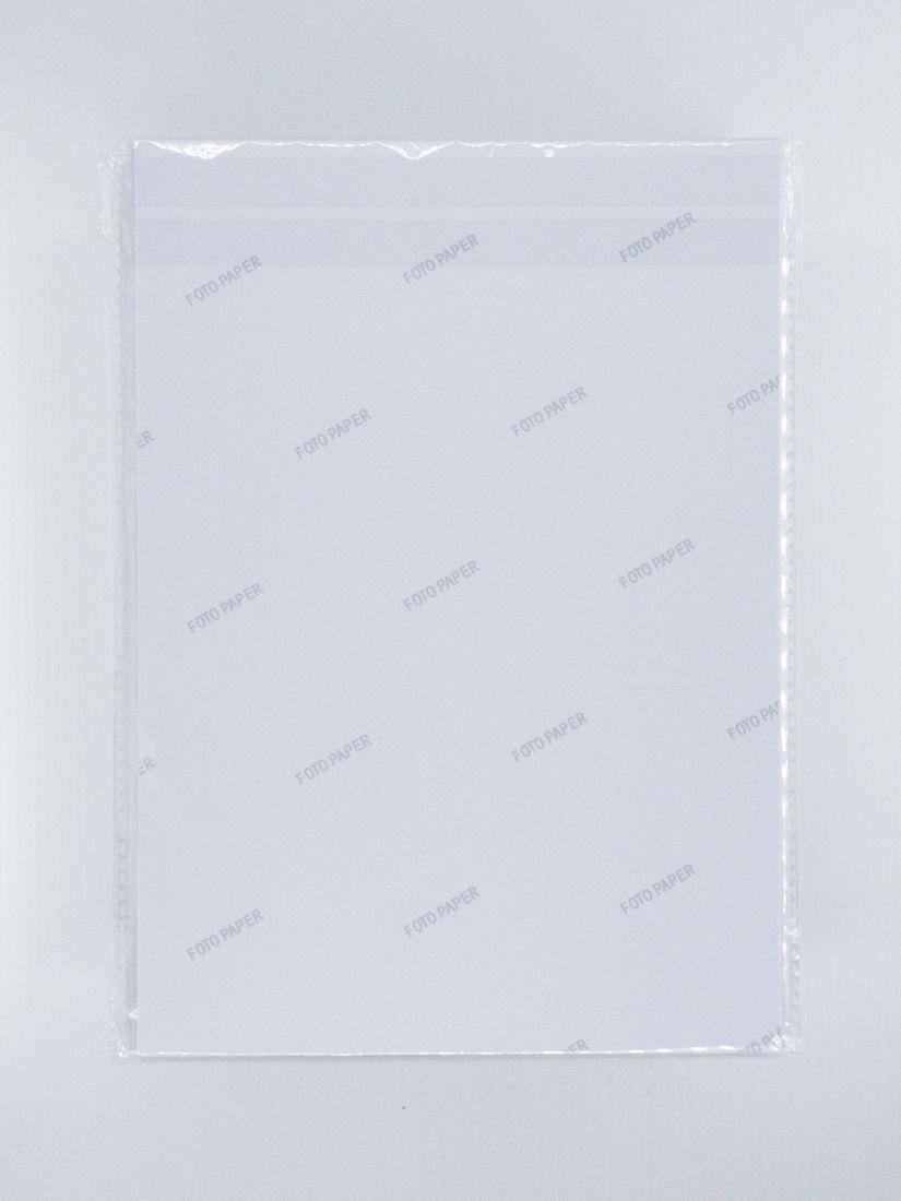 Papel Adesivo Matte Fosco 130g Prova Dágua 200 Folhas A4