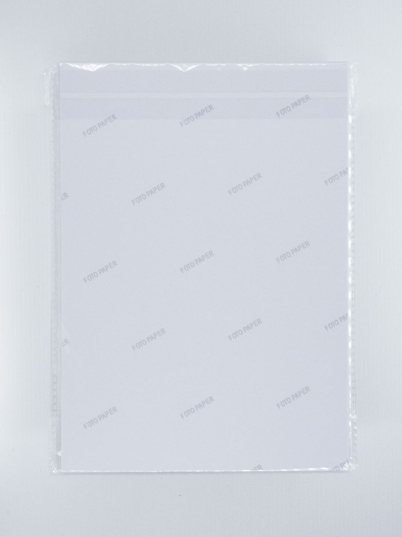 Papel Adesivo Matte Fosco 130g Prova Dágua 500 Folhas A4