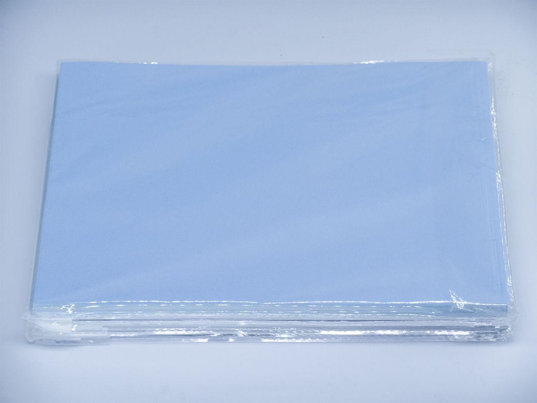 Papel Sublimático Resinado Fundo Azul 100g 200 Folhas A3
