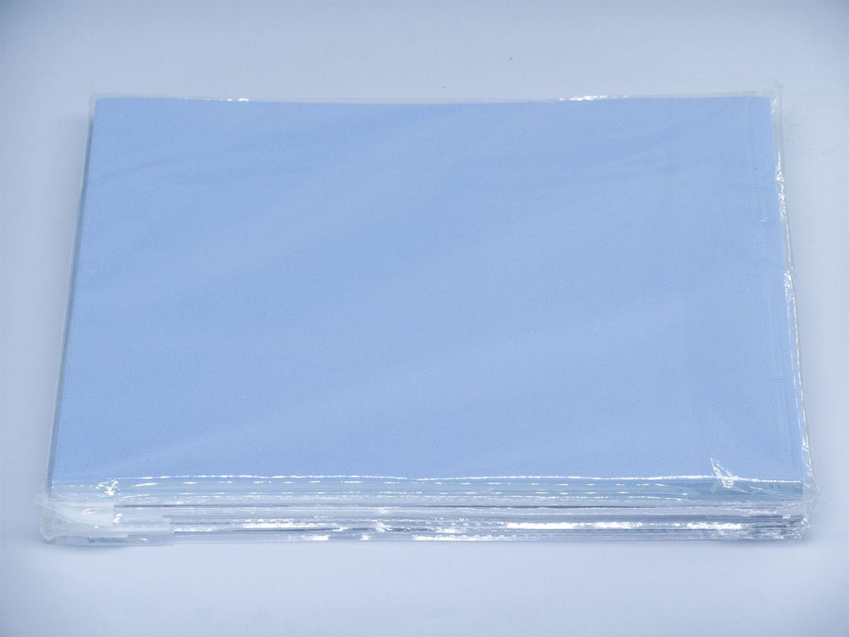 Papel Transfer Sublimático Fundo Azul 100g 300 Folhas A4