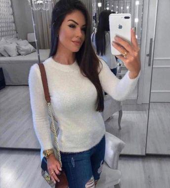 Blusa Pelinho Lili