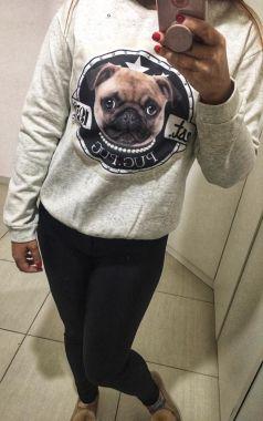 Blusa Pug